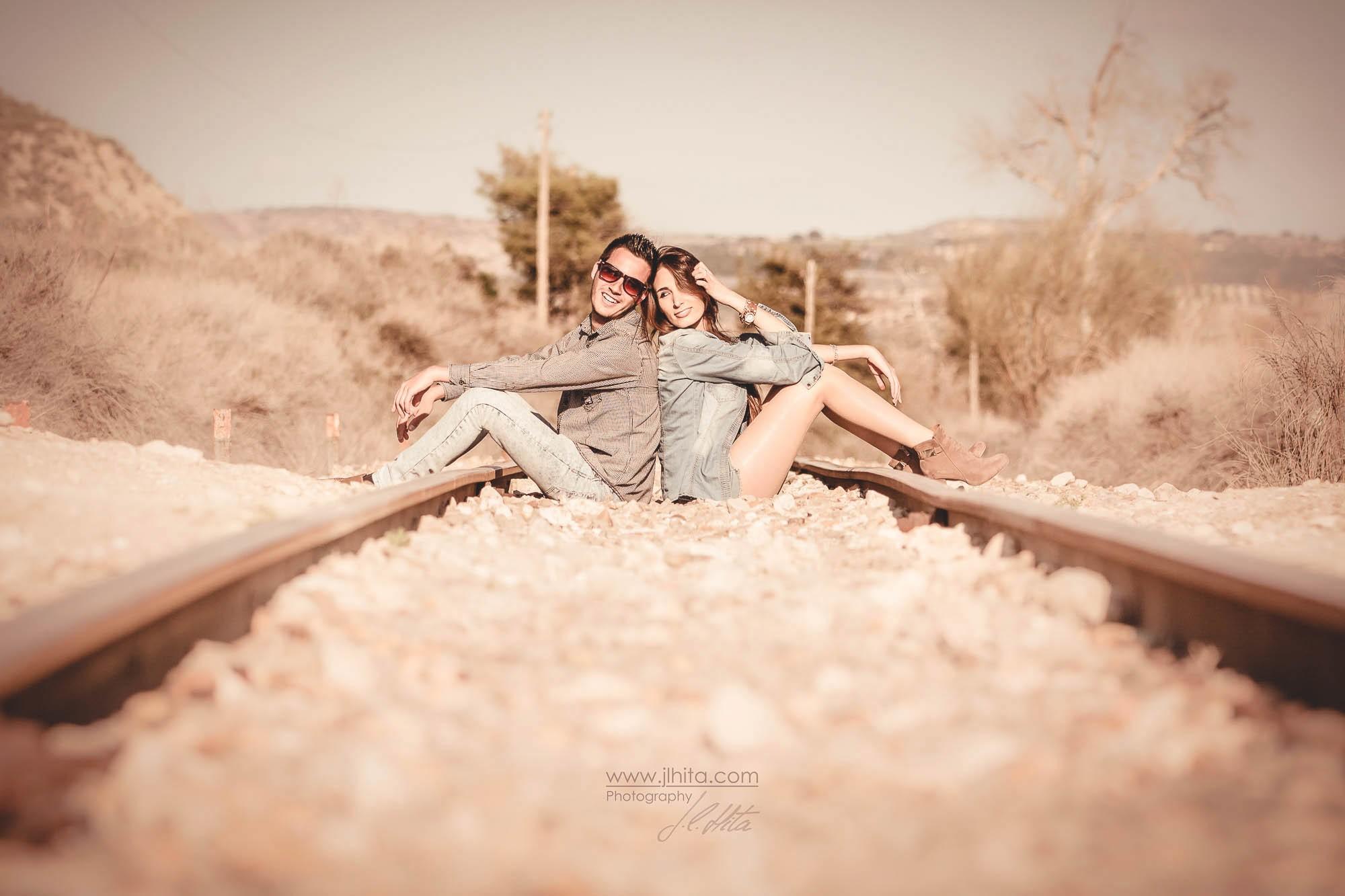 Sesión Tamara y Alex en rivas vaciamadrid