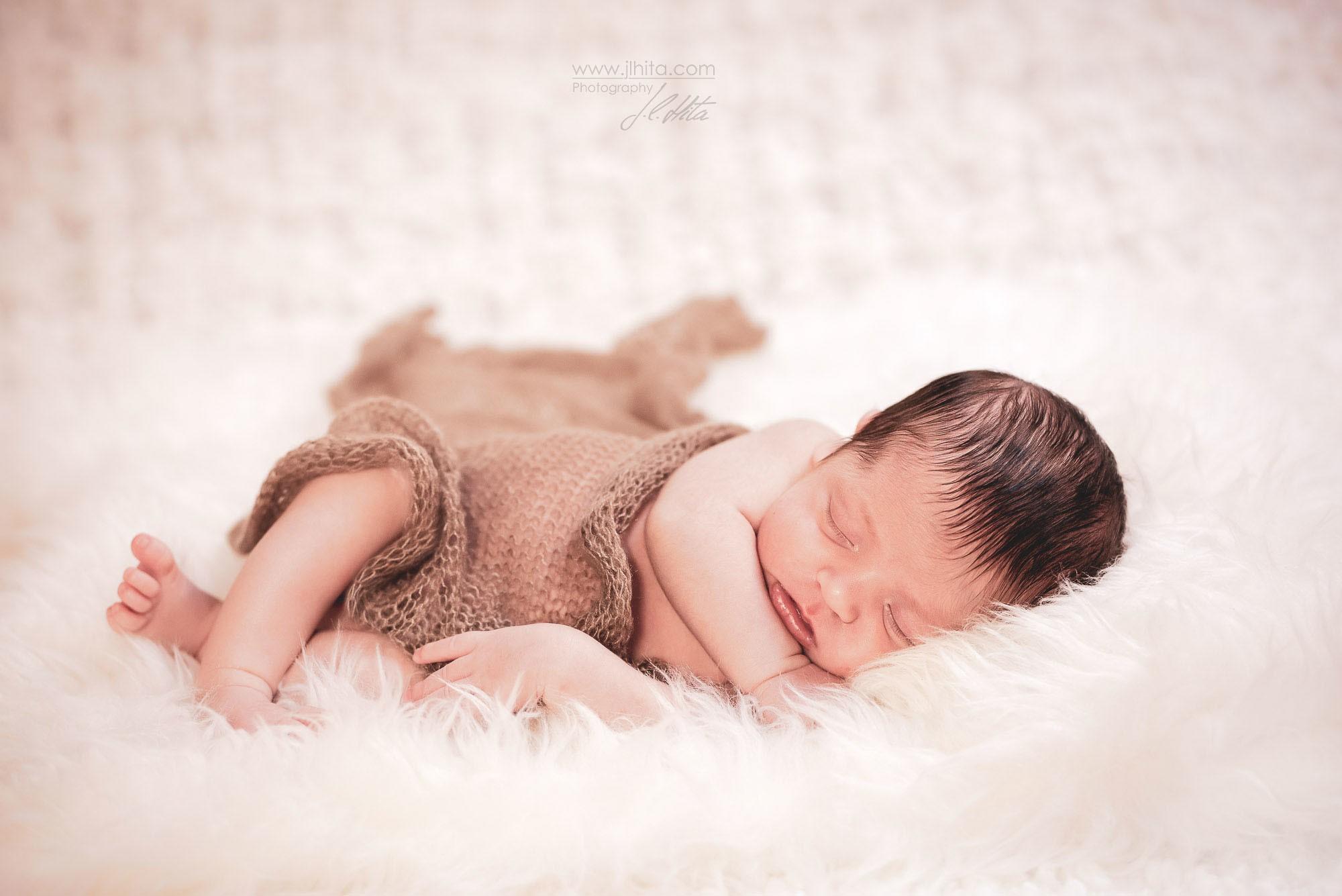 sesión newborn Martina